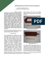 New Advances in Primer Less Silicone Insulation Materials