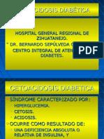Cetoacidosis Diabética Presentación