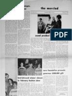 The Merciad, Feb. 8, 1968