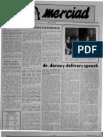 The Merciad, May 21, 1969