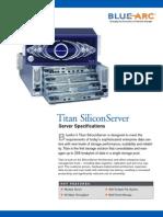 Oceanspace S2600 Storage System Hardware Description