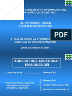 Agricultura - Agro