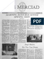 The Merciad, Oct. 1, 1971