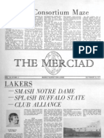 The Merciad, Oct. 15, 1971