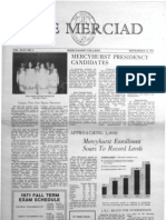 The Merciad, Nov. 12, 1971