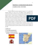 Trabajo final de España