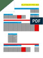 Macro Para Resolver Sistemas de Ecuaciones 3x3,4x4,5x5,6x6,7x7
