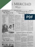 The Merciad, April 6, 1973