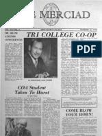 The Merciad, Oct. 12, 1973
