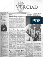 The Merciad, Jan. 25, 1974