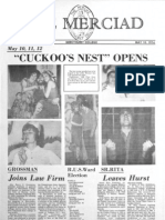 The Merciad, May 10, 1974