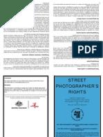 Street Photographers Rights