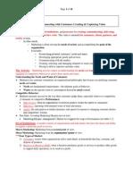 MKT 300 Exam 1 Study Guide