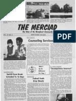 The Merciad, Oct. 25, 1974