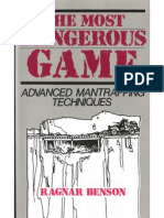 The Most Dangerous Game - Ragnar Benson