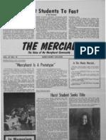 The Merciad, March 7, 1975