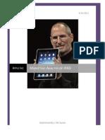 iPad Strategy