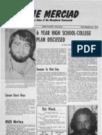 The Merciad, Sept. 26, 1975