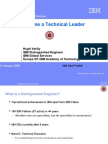 Becoming a Technical Leader V38a