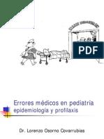 Errores Medicos en Pediatria
