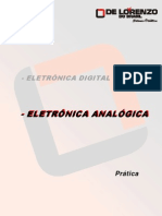 Apostila de Eletrônica Analógica Prática