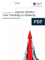 China's Property Market - Fast Tracking to Maturity (Sep 2010)