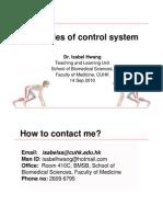 Principles of Control System HB 14 Sep 2010
