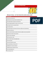 The History of Deutsche Post World Net