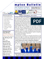 Issue 4 Newsletter Checkers