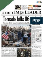 Times Leader 05-24-2011