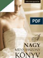 A Nagy Menyasszony Konyv