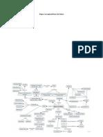 Mapa Conceptual Base de Datos