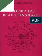 A Tecnica Das Revolucoes Solar