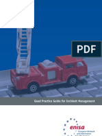 ENISA Incident Management Guide