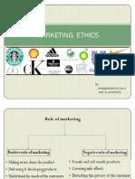 Marketing and Ethics