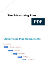 Advertising Planning