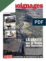 Verité sur la route des Tamarins - ile de La Réunion
