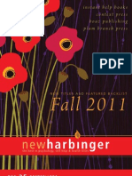 New Harbinger Fall 2011