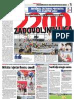 Školski sport  23.5.2011.