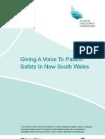 Voice Patient Safety