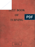 Hercus TextBook of Turning
