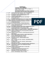 List of Schools Rechecking Form Main 2011