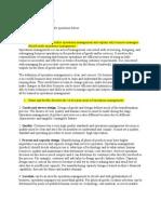Stennis BUS227 U1 Review-Assignment