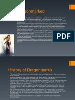 Eberron 5- Dragon Marks and Dragon Marked Houses