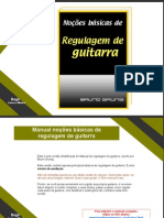 Regulagem de guitarra