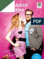 Spreadshirt Summer 2011 Catalog US Edition