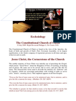 17722630 the Constitutional Church of Christ