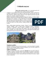 Civilizatia mayasa