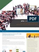 ATG Commerce Suite Brochure