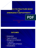 Approach to Fracture Bone
